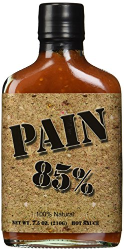 Original Juan - Pain 85% Chili Sauce - 210g