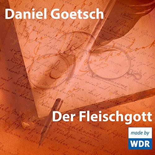 Der Fleischgott audiobook cover art