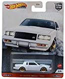 DieCast Hotwheels '87 Regal GNX [White] 2/5, Power Trip