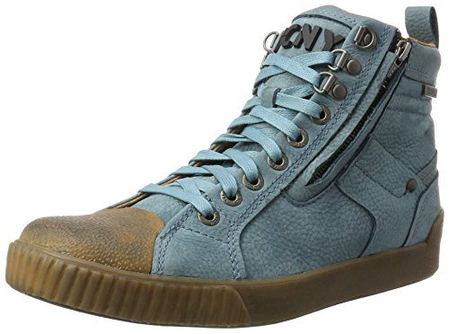 Yellow Cab Herren IMAGION M Hohe Sneaker, Blau (Blue), 40 EU