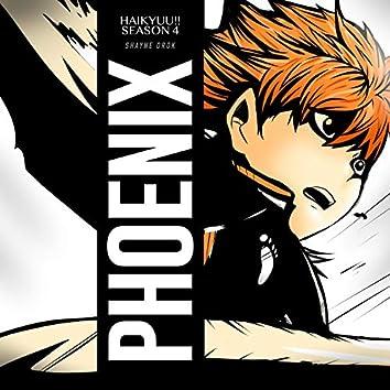 Phoenix (Haikyuu!! Season 4: To the Top)