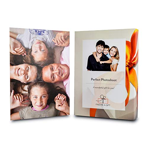 Activity Superstore Perfect Photoshoot Gift Experience Days Voucher - Family Portrait, Baby Photo Portrait, Pet Photoshoot, Mother-to-be Photo Makeover - 70+ UK studio locations nationwide
