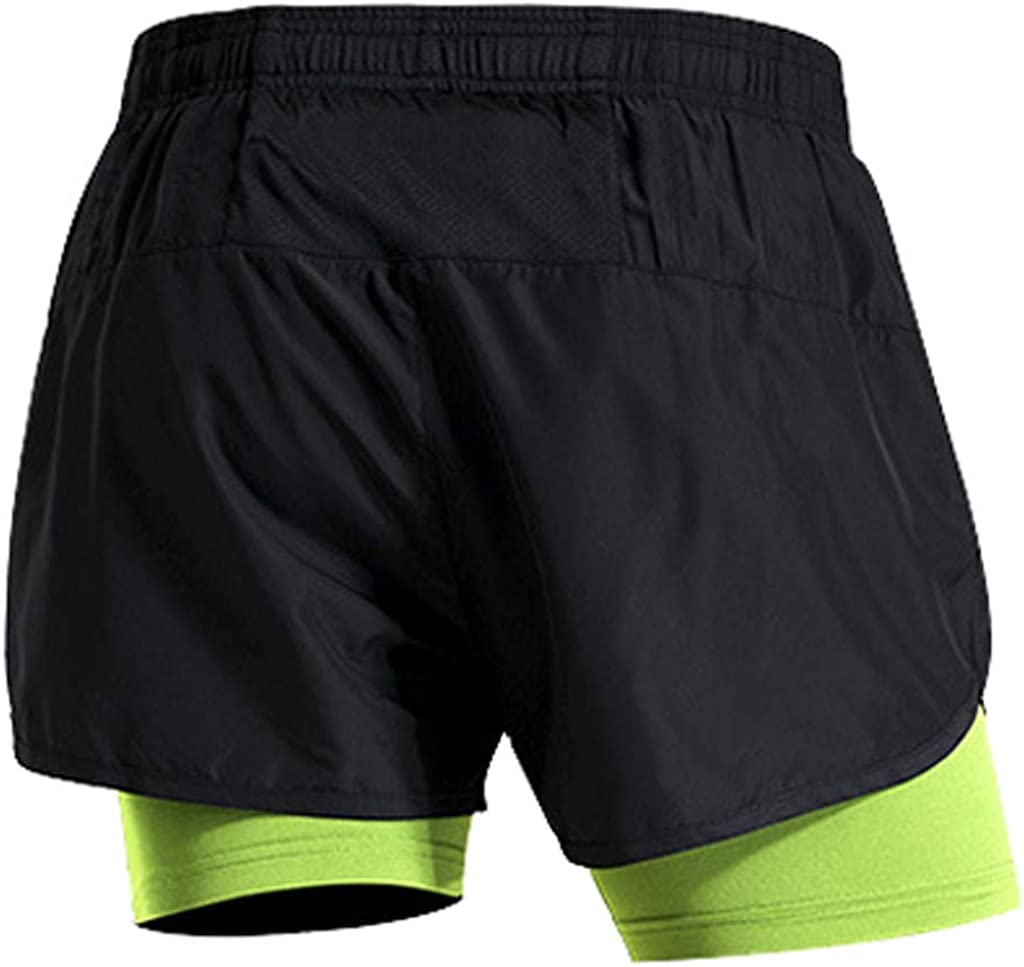 Same day shipping Beauty products Forthery Men's Compression Shorts Training Athletic Workout Tigh