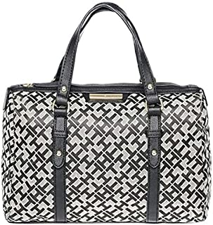 Tommy Hilfiger Women's Black Tote Bag