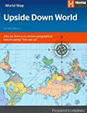 Upside Down World Map (Folded)