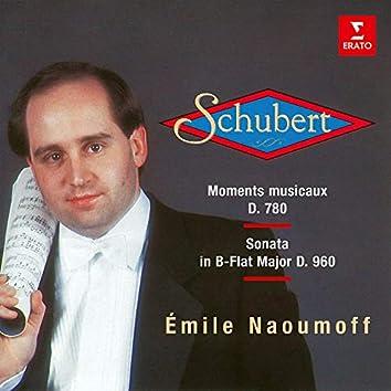 Schubert: Moments musicaux, D. 780 & Piano Sonata No. 21, D. 960