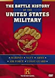 The History Channel - The Battle History of the United States Military (2005) Rated: NR | Format: DVD NEW - FACTORY SEALED: A mighty compendium of America's five major military branches--Marines, Navy, Army, Air Force, and Coast Guard--THE BATTLE HIS...