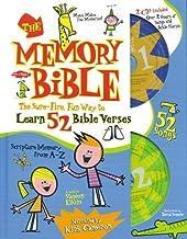 The Memory Bible: The Sure-Fire, Fun Way To Learn 52 Bible Verses