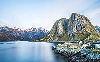 パズル500ピース大人のジグソーパズルラージクラシック木製パズルおもちゃ減圧ノルウェー