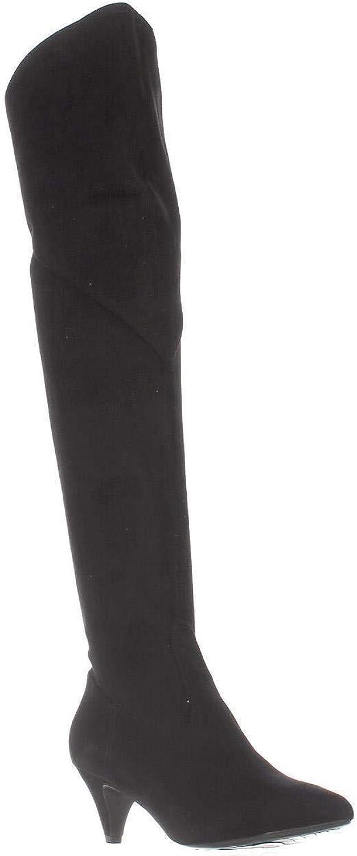 Impo Womens Edeva Pointed Toe Knee High Fashion Boots