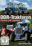 DDR-Traktoren Pioniere und Legenden - DDR-Landtechnik in der Planwirtschaft