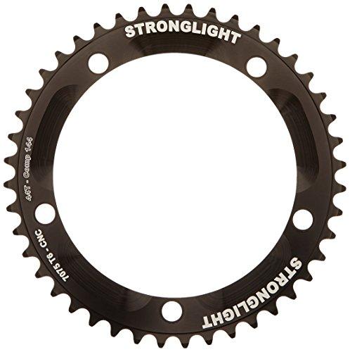 Stronglight Kettenblatt, 5-ARM/144PCD Kette Ring schwarz schwarz 51 T