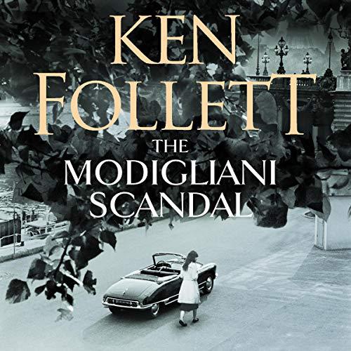 The Modigliani Scandal cover art