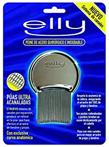 Elly Peine Acero, Acero Inoxidable (299938) D17500
