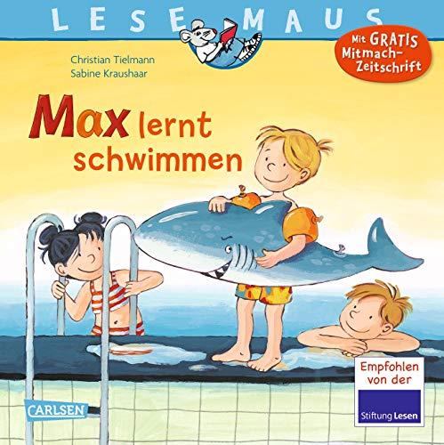 LESEMAUS 54: Max lernt schwimmen (54)