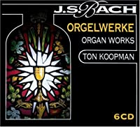 Oeuvres Pour Orgue by Ton Koopman (1900-01-01)