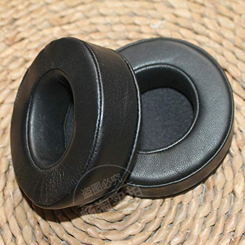 Replacement Parts EarPads Earmuff Cushions Cups Cover Gel for Philips Fidelio X2HR X2 X1 Headphone - (Material:Sheepskin Leather(Bass Strengthen))