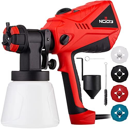 NoCry 1200ml/min Electric Paint Sprayer, 600W