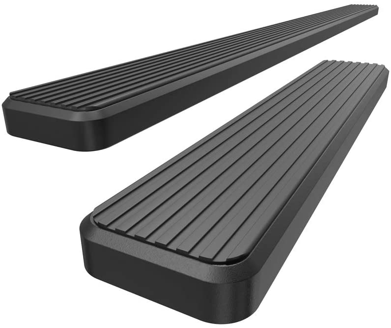 HD Ridez Running Board Nerf Side Bar Now free shipping Compa Under blast sales Steps Bars