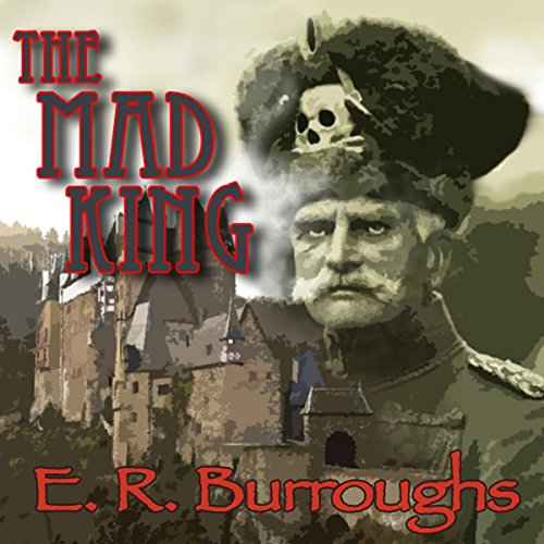 The Mad King cover art