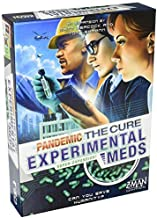 Pandemic The Cure Experimental Meds Board Game