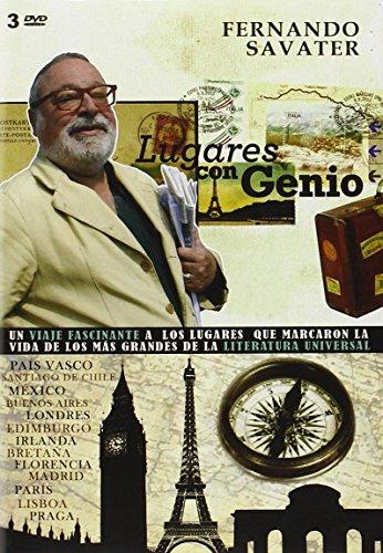 Lugares Con Genio [DVD]