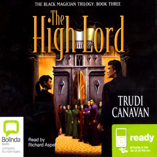 The High Lord cover art