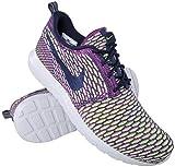 Nike Flyknit Rosherun Hombres Sneaker Verde 677243400, (verde), 44.5