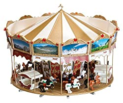 Image: Faller 140316 Merry Go Round HO Scale Building Kit