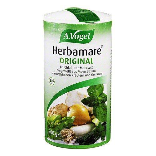 Herbamare Original Meersalz, 500 g