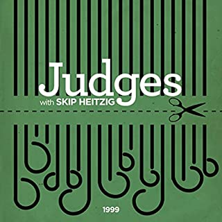 07 Judges - 1999 audiobook cover art