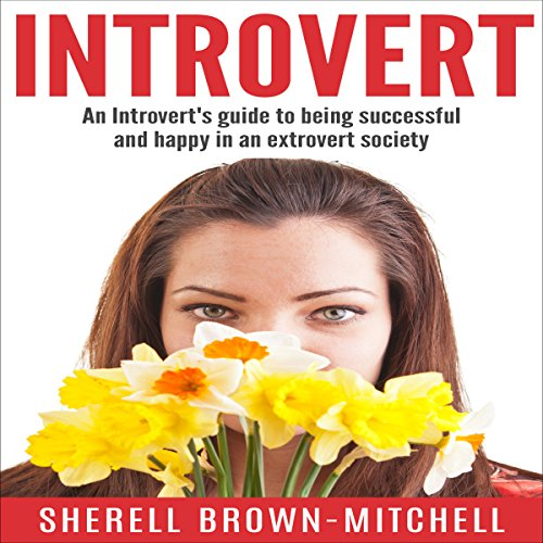 Introvert audiobook cover art