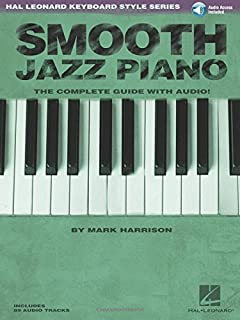 Smooth Jazz Piano: Keyboard Style Series (Hal Leonard Keyboa