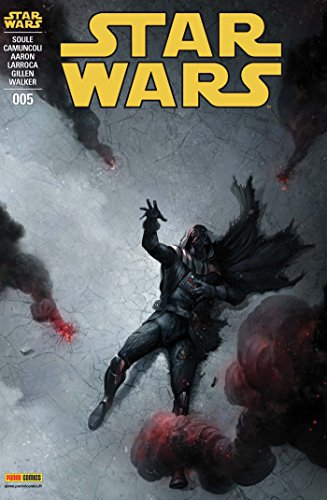 Star Wars n°5 (Couverture 1/2)