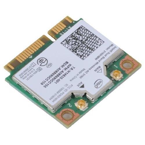 Amazon.com: Intel 3160 Dual Band Wireless AC + Bluetooth ...