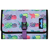 KAVU Power Pouch Padded Electronics Bag Accessory Pouch-Pineapple Pop