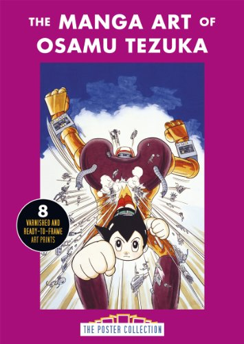Poster Pack - The Manga Art of Osamu Tezuka