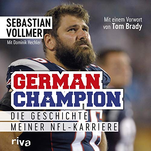 German Champion audiobook cover art