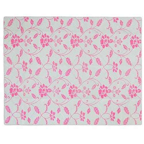 Nappe rectangulaire anti tache casa pura® tissu imperméable | lavable | interieur ou extérieur | Monika - blanche, 130x160cm