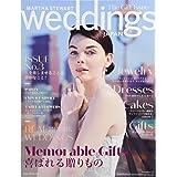 MARTHA STEWART weddings JAPAN ISSUE No.3(マーサスチュワートウェディングスジャパン) (NEKO MOOK)