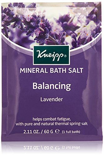 Dallas Mall Kneipp Lavender Mineral Bath Salt oz. Max 70% OFF 17.63 fl. Relaxing