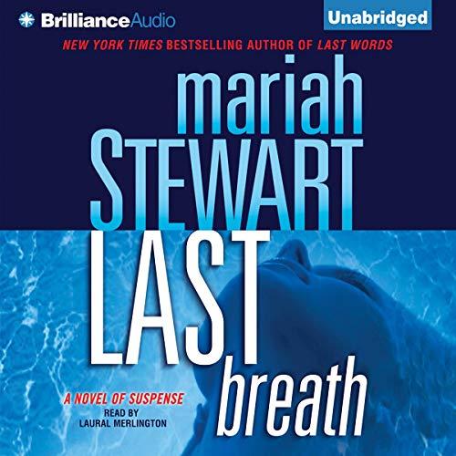 Last Breath Audiobook By Mariah Stewart cover art