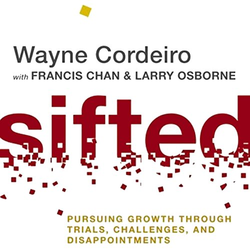 Sifted audiobook cover art