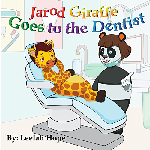 Jarod Giraffe Goes to the Dentist                   By:                                                                                                                                 Leela Hope                               Narrated by:                                                                                                                                 Elaine Cashmore                      Length: 2 mins     Not rated yet     Overall 0.0