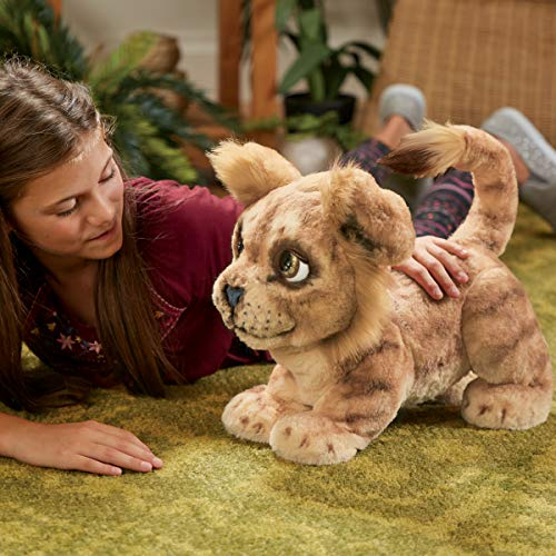 The Mighty Roar Simba is a great gift for 4-year-old boys