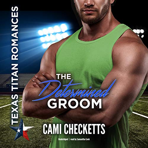 The Determined Groom  By  cover art