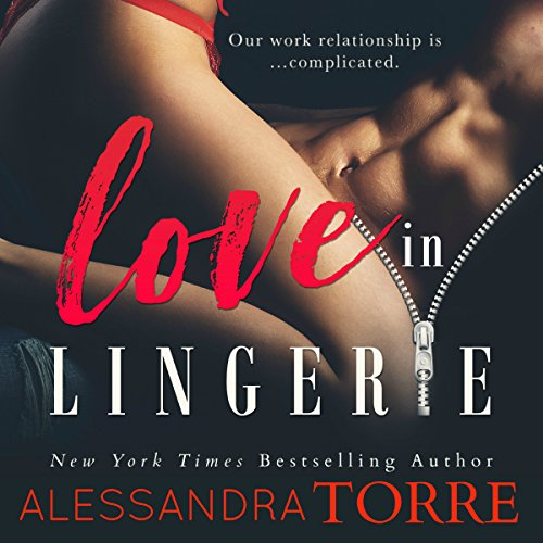 Love in Lingerie cover art