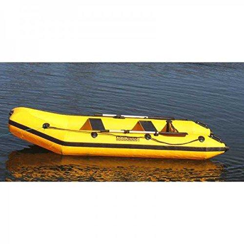 Aquaparx Schlauchboot RIB 330 Weiss im Test - 6