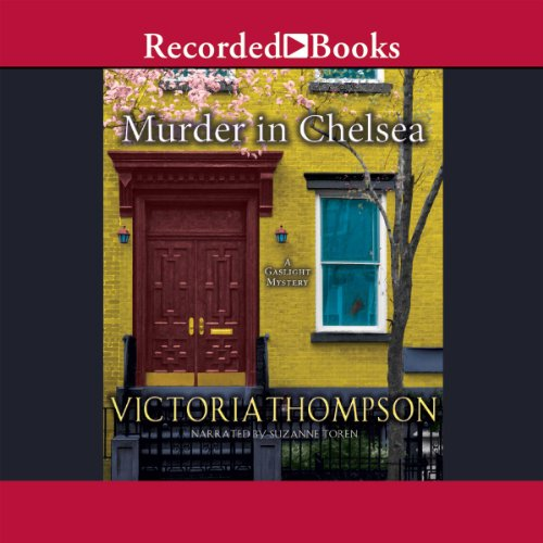 Murder in Chelsea audiobook cover art