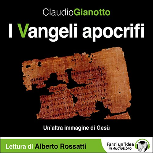 I Vangeli apocrifi audiobook cover art